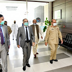 Federal Secretary Ministry of Science and Technology Visits NUTECH