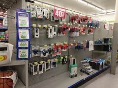 Electronics and accessories, 40% off