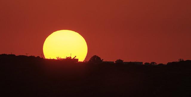 Kythira - Sunset