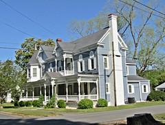 Robert Peebles House, Jackson NC