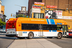 Nassau Inter-County Express 2021 Gillig BRT Plus CNG 2000