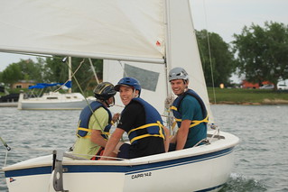 July Small Group Sailing Class