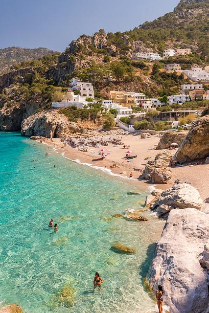 Kyra Panagia Beach , Karpathos