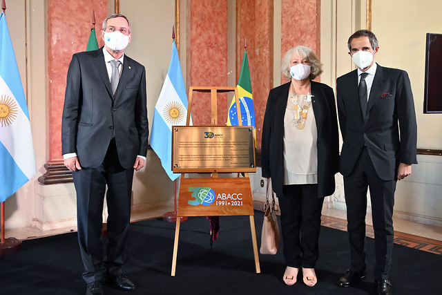 Photo:30 Years of ABACC  (01815544) By IAEA Imagebank