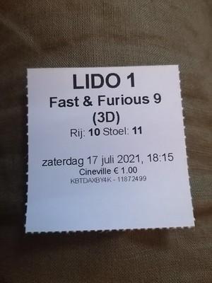 Fast & Furious 9 3D