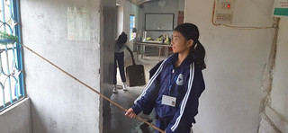 Classrooms & Campus cleaning and community service.44 (1)-001