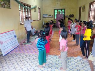 Extra Curricular activities (Practice of Dance, Music, Recitation)-033