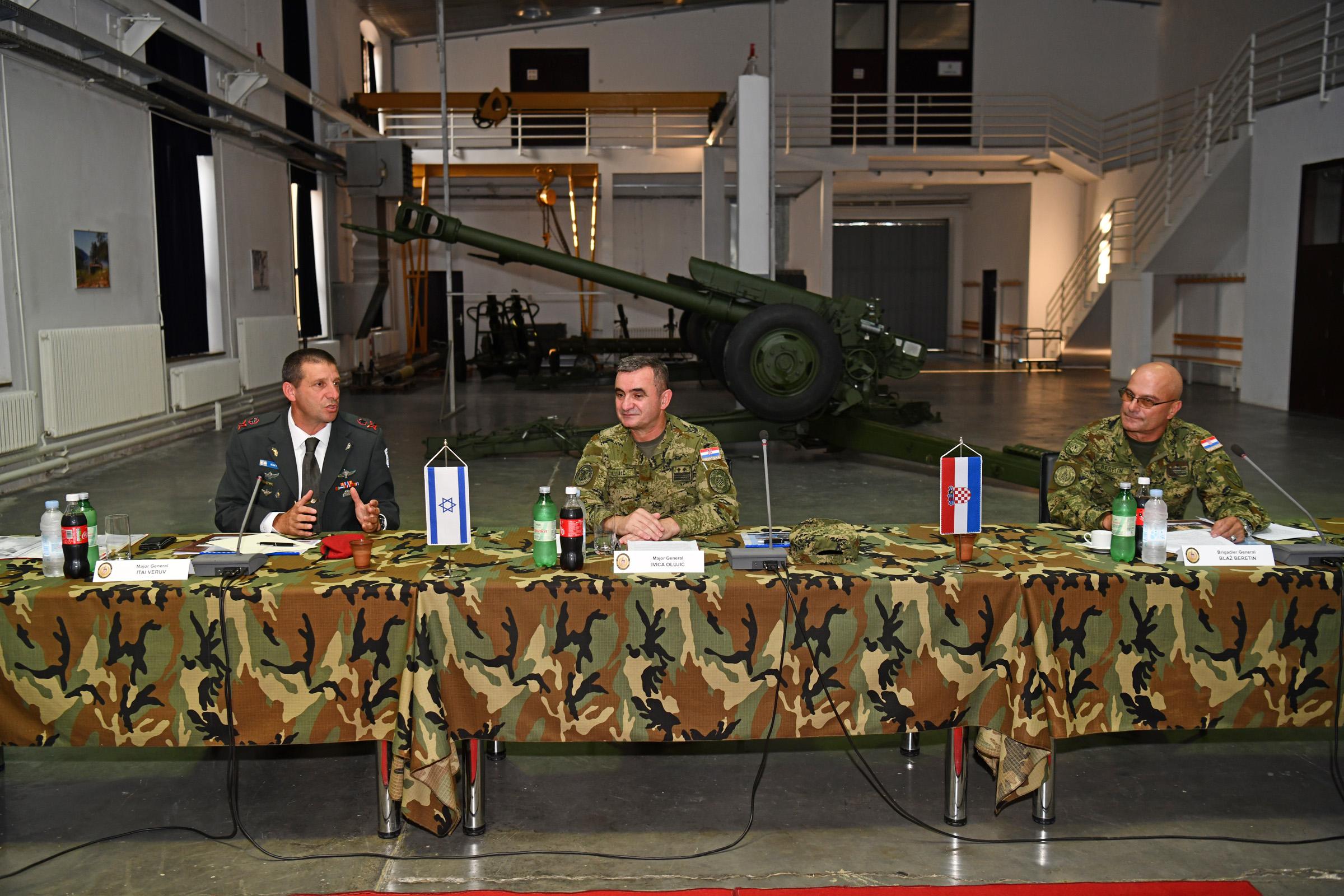 Bilateralni sastanak u sklopu memorijalne ekspedicije Izraelskih obrambenih snaga