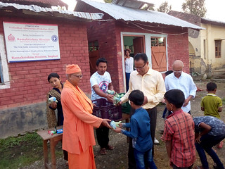 Distribution of Toiletry items, etc-013