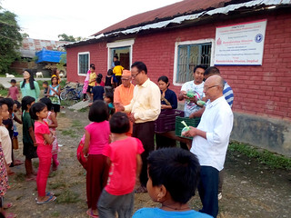 Distribution of Toiletry items, etc-015