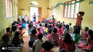 Extra Curricular activities (Practice of Dance, Music, Recitation)-024