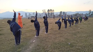 46-Physical Training Session (4)