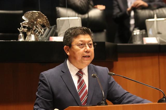 21/07/2021 Tribuna Diputado Rubén Cayetano Sesión Permanente Senado De La República