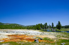 Yellowstone National Park, Day 1