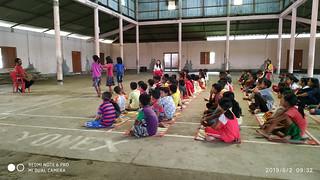 Extra Curricular activities (Practice of Dance, Music, Recitation)-019