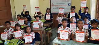 Distribution of Notebooks 09-001