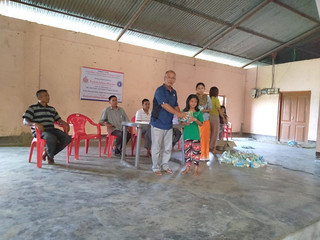 Distribution of Toiletry items, etc-004