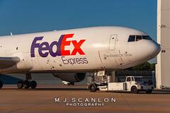 N319FE FedEx   McDonnell Douglas MD-10-30F   Memphis International Airport