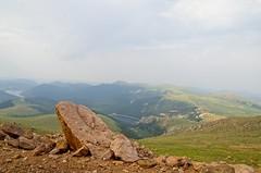 Pikes Peak by Cog Railway or Bust