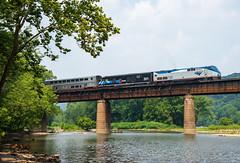 Amtrak's Day 1 on Amtrak's Day 18,345
