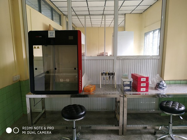 Photo:COVID-19 Equipment to Myanmar (05890385) By IAEA Imagebank