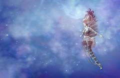 Coming soon to The Crystal Heart - Hippocamputaur