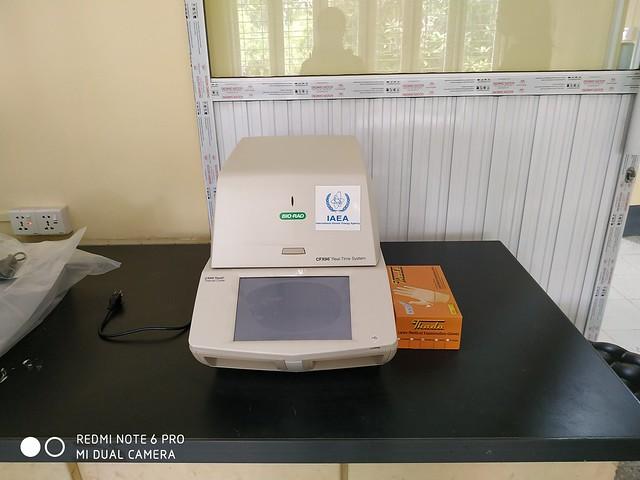 Photo:COVID-19 Equipment to Myanmar (05890387) By IAEA Imagebank