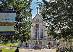 Winchester Cathedral 2021