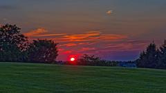 Asbury Sunset