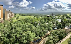 View of Texas Hill Country from JW Marriott Resort