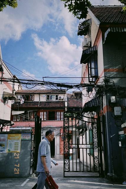 Shanghai street shooting