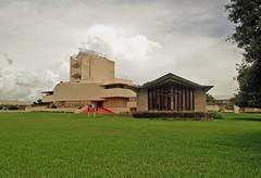 Frank Lloyd Wright Danforth Chapel