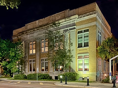 Old Pinellas County Courthouse, 315 Court Street, Clearwater, Florida, USA / Built: 1918 / Architect: Francis J. Kennard / Builders:  Bates, Hudnall & Jetton, G.A. Miller & Company / Floors: 2 + Basement / Architectural Style: Neo-Classical Revival