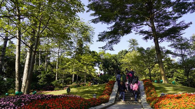 越秀公園 Yuexiu Park