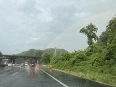 Rainbow on 495