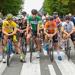 3 daagse Vermarc Vlaams-Brabant Junioren - 2de rit Liedekerke 24-07-2021