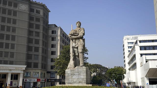 廣州解放紀念像 Guangzhou Liberation Monument