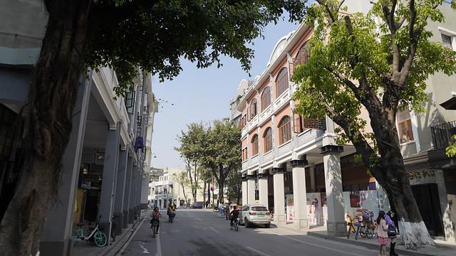 西關老街 Xiguan Old Street