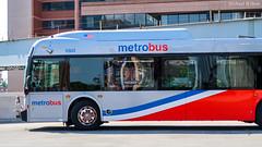 WMATA Metrobus 2020 New Flyer Xcelsior XD60 #5503