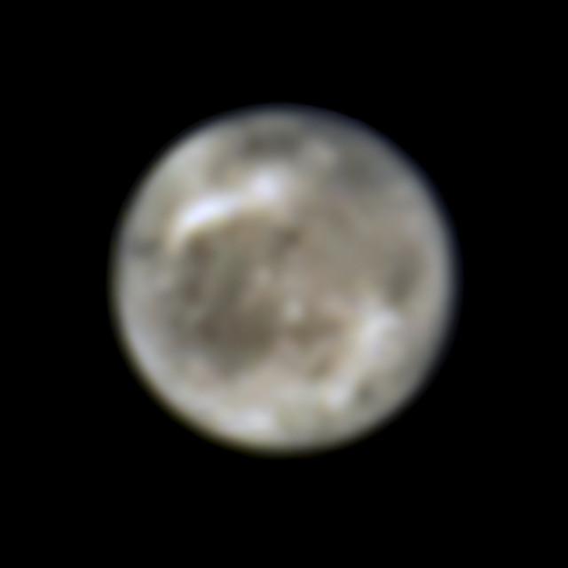 Photo:Hubble finds first evidence of water vapour at Jupiter's moon Ganymede By europeanspaceagency