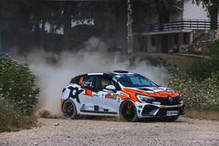 2021 ERC Rally Rome