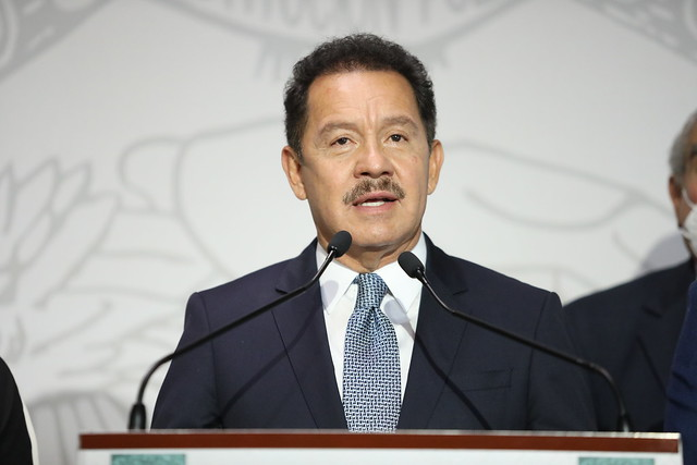30/04/2021 Conferencia de prensa Dip. Moises Ignacio Mier Velazco