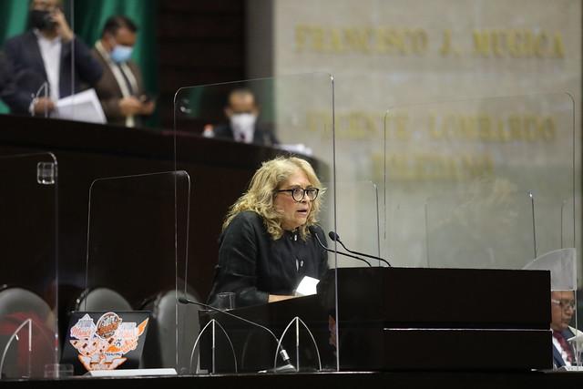 29/04/2021 Tribuna Dip. María de los Ángeles Huerta del Río