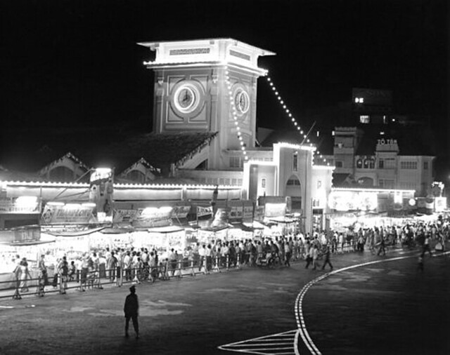 Photo:1962 South Vietnam Celebration New Year By manhhai