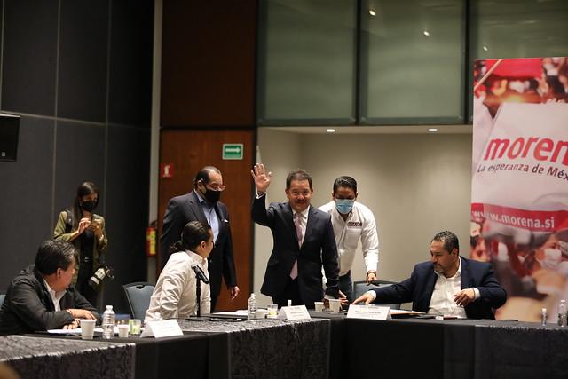 16/06/2021 Encuentro con Gobernadores Electos