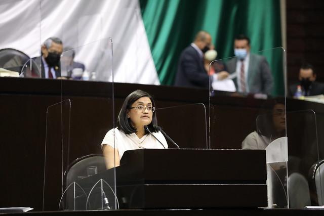 30/04/2021 Tribuna Dip. Aleida Alavez Ruíz