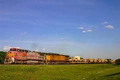 BNSF 569 - Plano Texas