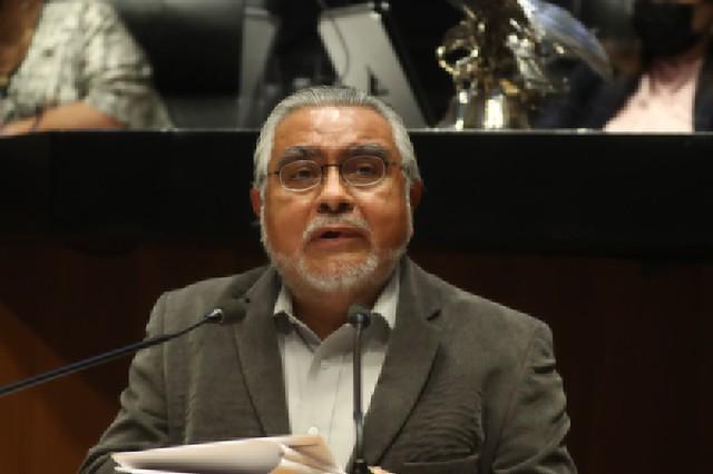 27/07/2021 Tribuna Diputado Marco Antonio Medina Sesión Permanente Senado De La República