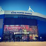 City Stadium looking good today