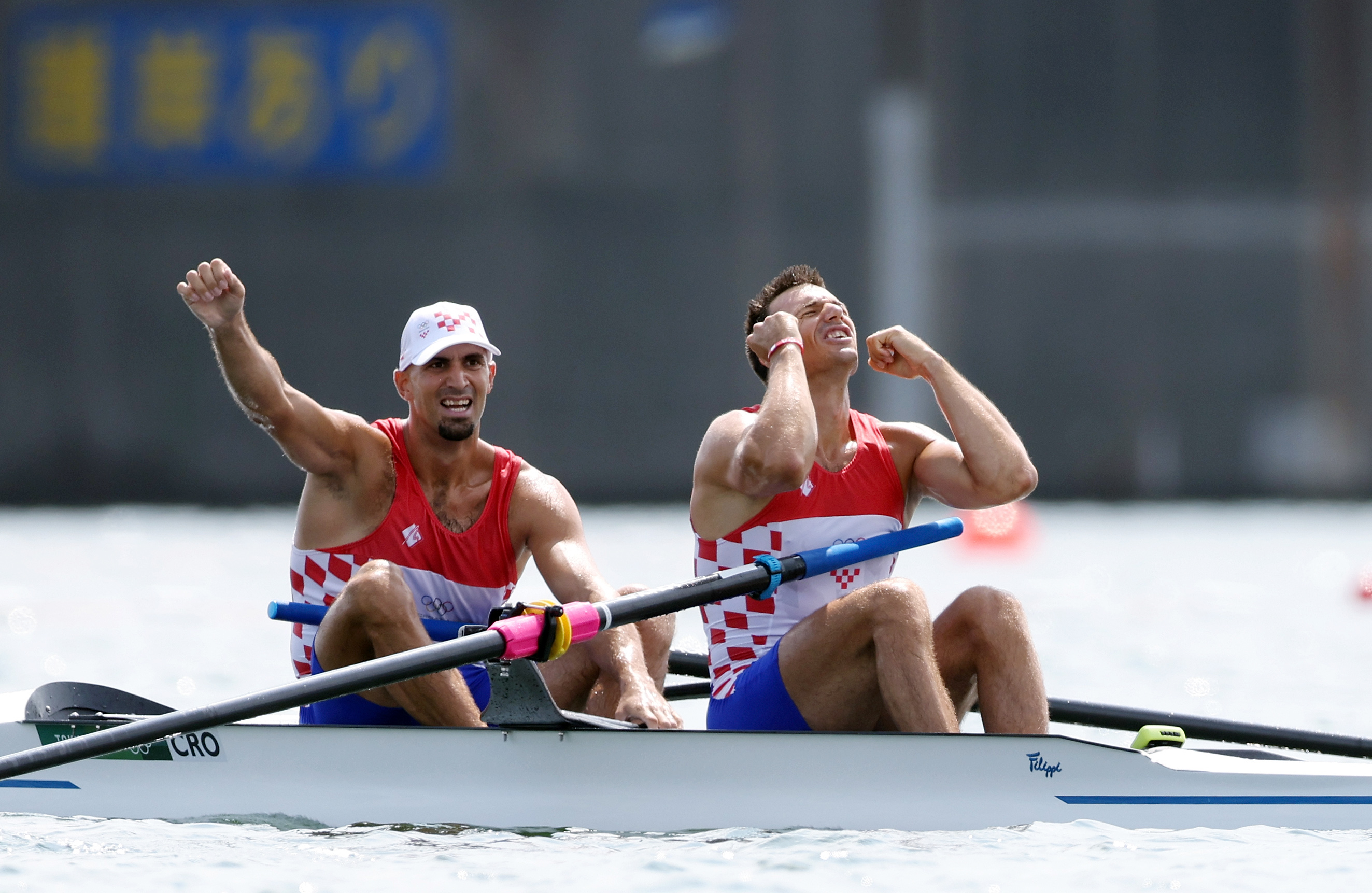 TOKIO 2020: Braća Sinković osvojili zlatnu Olimpijsku medalju